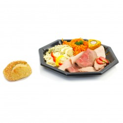 Assiette froide n°3
