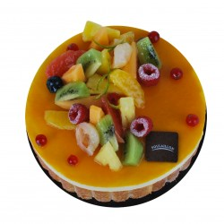 Entremets tropical